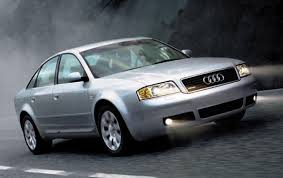 2001 Audi A6 - Information and photos - ZombieDrive