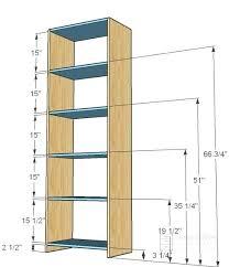 how to build closet shelves 6 1 2 shelves 1 1 4 plywood 1 2 x