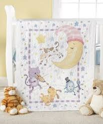 Free Printable Baby Quilt Patterns | embroidery quilt kits we ve ... & Love this Bucilla Hey Diddle Diddle Stamped Cross-Stitch Crib Cover Kit by  Bucilla on Adamdwight.com