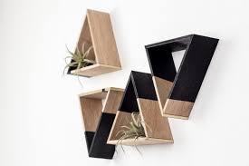 image of mini triangle shelves