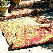 plastic outdoor rug mad mats rugs recycled collection in canada ru