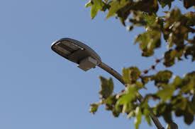 la street lighting high res