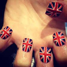 British Flag Union Jack Nail Art Tutorial YouTube. Union Jack Flag ...