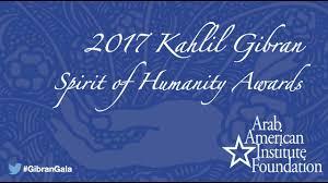 Kahlil Gibran Gala 2017 Recognizes The Spirit Of Humanity Arab