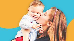Mutterliebe So Merkt Dein Kind Dass Du Es Lieb Hast Netmomsde