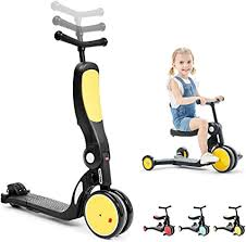 Amazon.com : beberoad <b>Kids</b> Scooter, 2020 5-in-1 <b>Kids Tricycles</b> for ...