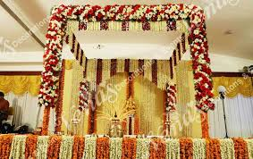 fresh wedding stage flower decorations indian images wedding decoration for top wedding stage decoration