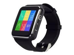 <b>Умные часы ZDK</b> X6 Black - Чижик