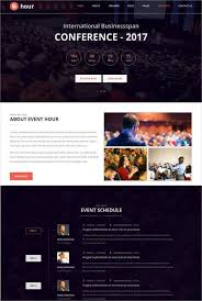 Event Website Template Adorable 28 Event Planning Website Themes Templates Free Premium Templates