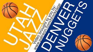 🏀 Denver Nuggets vs Utah Jazz Game 6 Prediction (8-30-20) NBA 1st Round  Playoff Picks & Odds Today - YouTube