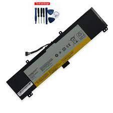 7400 mah/55WH yeni orijinal boyutu lenovo için batarya Y50 Y70 70 Y50 70  Y40 L13N4P01 L13M4P02 dizüstü bilgisayar pilleri + araçları Mobile Phone  Batteries