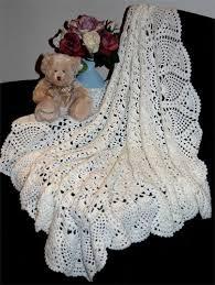 Crochet Patterns Baby Extraordinary Baby Shawl Crochet Patterns Free CROCHETED BABY SHAWLS Crochet
