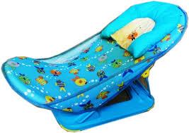 image of used baby bath tub seat