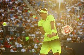 the most beloved man in tennis