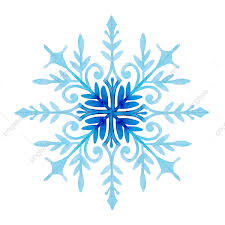 Christmas Snowflakes Pictures Watercolor Christmas Snowflakes Watercolor Color Colorful