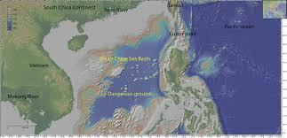 File Fig 2 Bathymetry Map Of South China Sea Basin Jpg