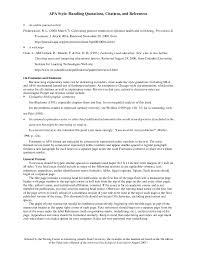 Apa Example Paper Brilliant Ideas Of Apa In Text Citation Example Paper Apa Citation M