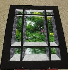 Windows on the East Park Landscape | Uniquely Yours Quilt Shop & Windows on the East Park Landscape Adamdwight.com