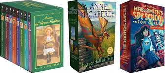 Tricked into a world of banished gods, demons, goblins, sprites and magic, richter must learn to meet the perils of the land and begin to forge his own kingdom. The Whole Story Book Box Sets Starring Mighty Girls A Mighty Girl