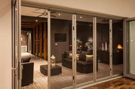 Interior Bi Fold Doors Lavish Home Design - Bifold exterior glass doors