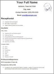 free make a resumes