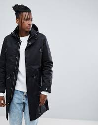 Lyst - Selected 3 In 1 Parka With Removable Quilted Jacket in ... & SELECTED Adamdwight.com