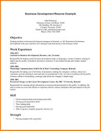 Business Objective Resume Filename Elsik Blue Cetane