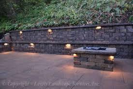 segmental retaining walls concrete