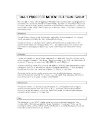 Counseling Session Notes Template Psychology Aba