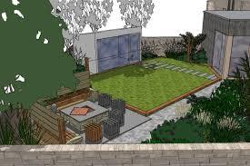 Small Picture a contemporary garden design in Portobello Edinburgh the twig