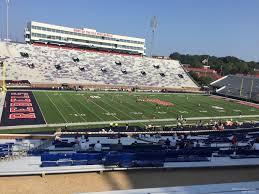 Vaught Hemingway Stadium Section R Rateyourseats Com