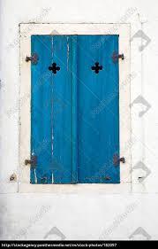 Fensterladen Geschlossen Stockfoto 182097 Bildagentur