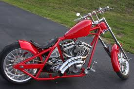 dominator 113 inch chopper sold
