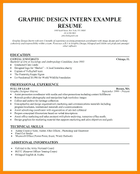 Resume Objective For Internship Graphic Designer Resume Objective Sample Objective For Internship 34