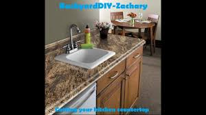 diy first time cutting kitchen sink and counter top