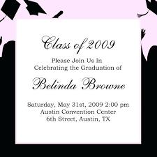 Formal Graduation Announcement Formal High School Graduation Announcement Invitation