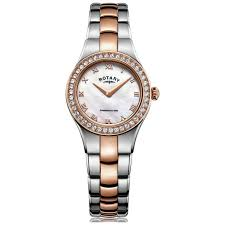 buy rotary ladies rose gold coloured and stainless steel watch at buy rotary ladies rose gold coloured and stainless steel watch at argos co uk your online shop for ladies watches watches jewellery and watches