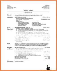 How To Make A Resume For Job Interview How Do You Make A Resume 100 To Format And Maker For Your First Job 3