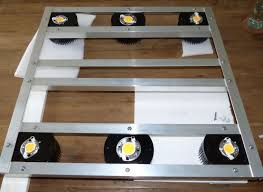 300 watt diy cree cob led fixture