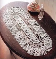 Crochet Chart Doily Pattern Diagrams