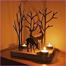 christmas deer decorations indoor