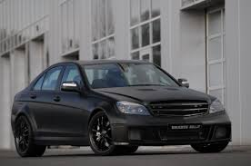 Brabus Bullit Black Arrow Will Dominate Just About Any Sport Sedan ...