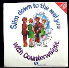 Details About Vtg Slim Down To The Real You With Counterweight Exercise Diet Fitness Lp Record