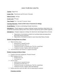 Animal Classification Worksheet Middle School Worksheets for all ...