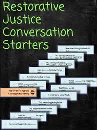 restorative justice conversation starters lanyard cards  restorative justice conversation starters lanyard cards