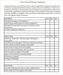 buyer home inspection checklist printable home inspection checklist for buyers template home