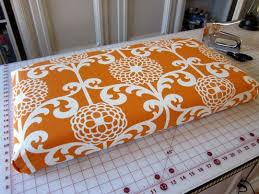 fabric wrapped around foam DIY & Crafts that I love