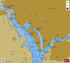 Tide Chart Washington Dc Potomac River Washington Dc Maryland And Virginia Marine
