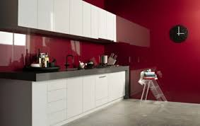 lovely lovely red glass tile backsplash glass tile kitchen backsplash zach hooper photo the