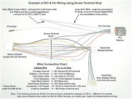 Alpine Amplifier Wiring Diagram cool dual stereo wiring harness diagram photos electrical and